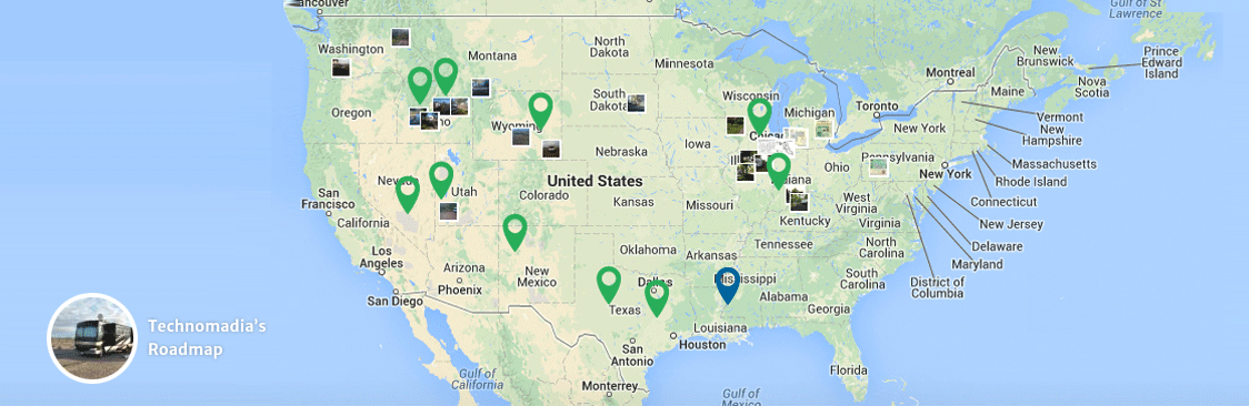 RVParking – Rv Travel Maps