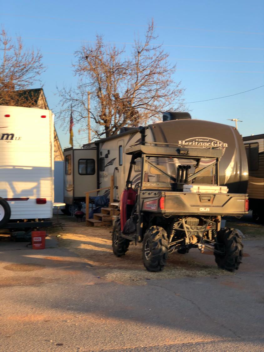 Oklahoma Rv Parks Ok Rv Parks Rvparking Com