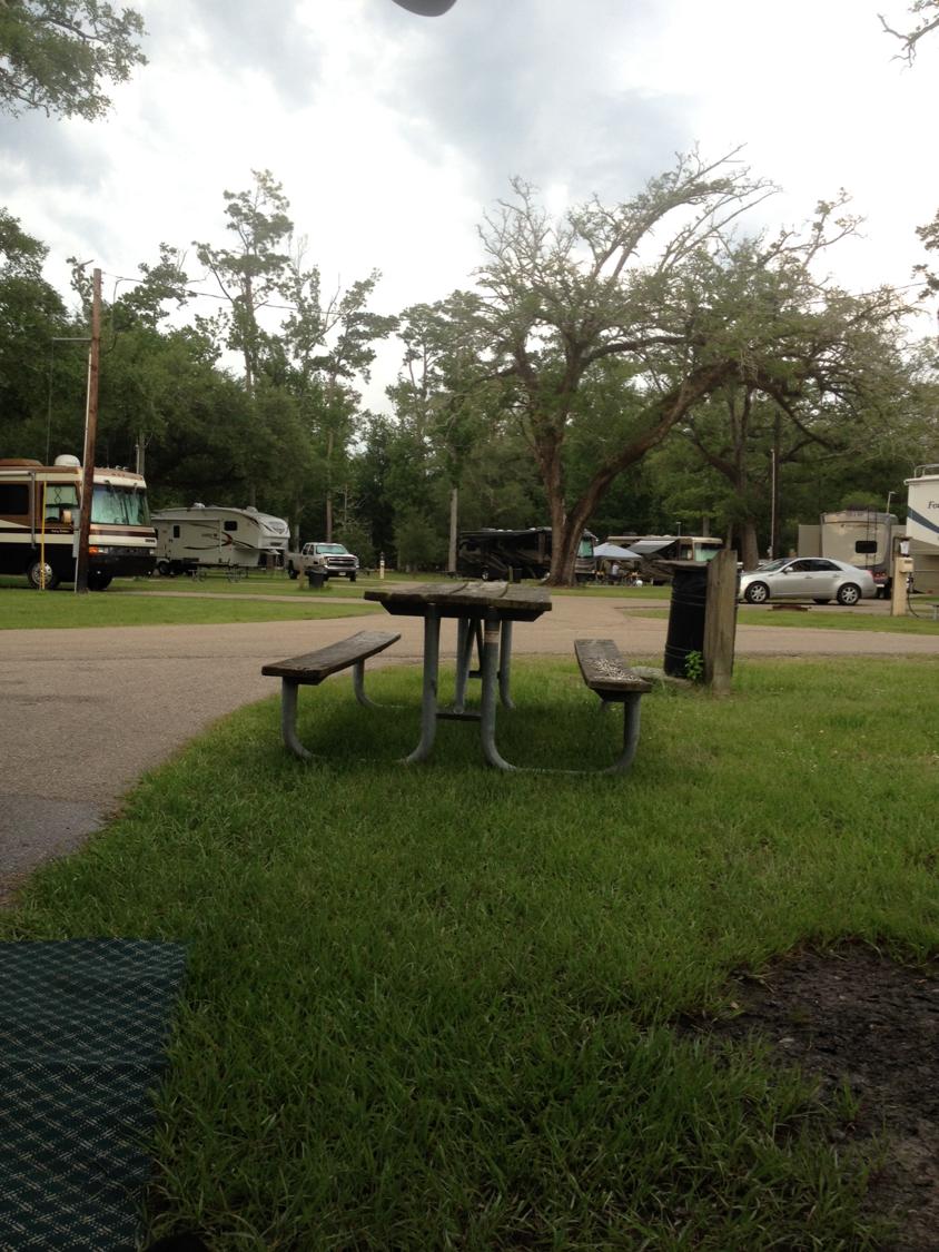 Louisiana Rv Parks La Rv Parks Rvparking Com
