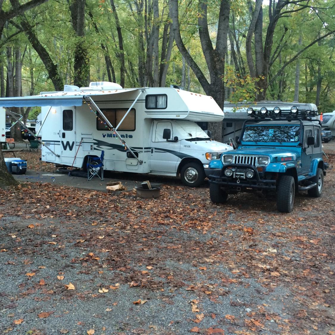 Tennessee Rv Parks Tn Rv Parks Rvparking Com