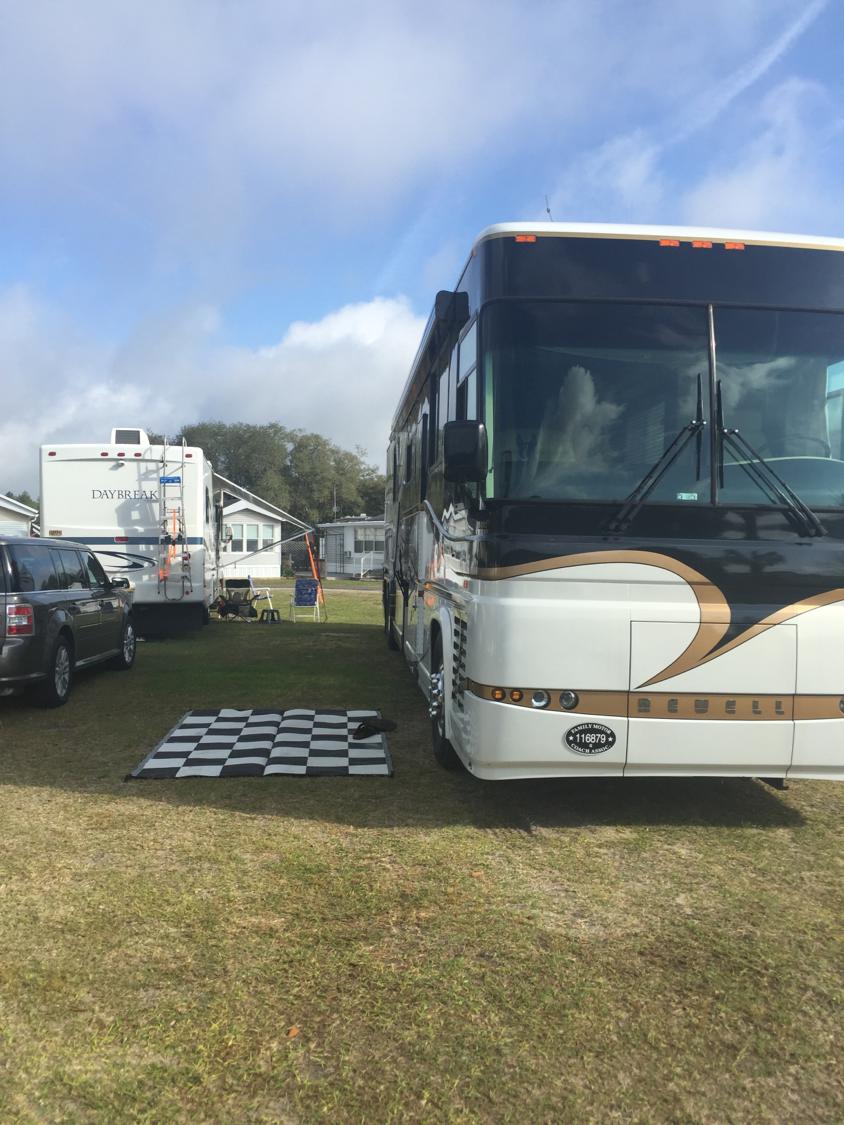 Suburban Mobile Home RV Park Cash Out