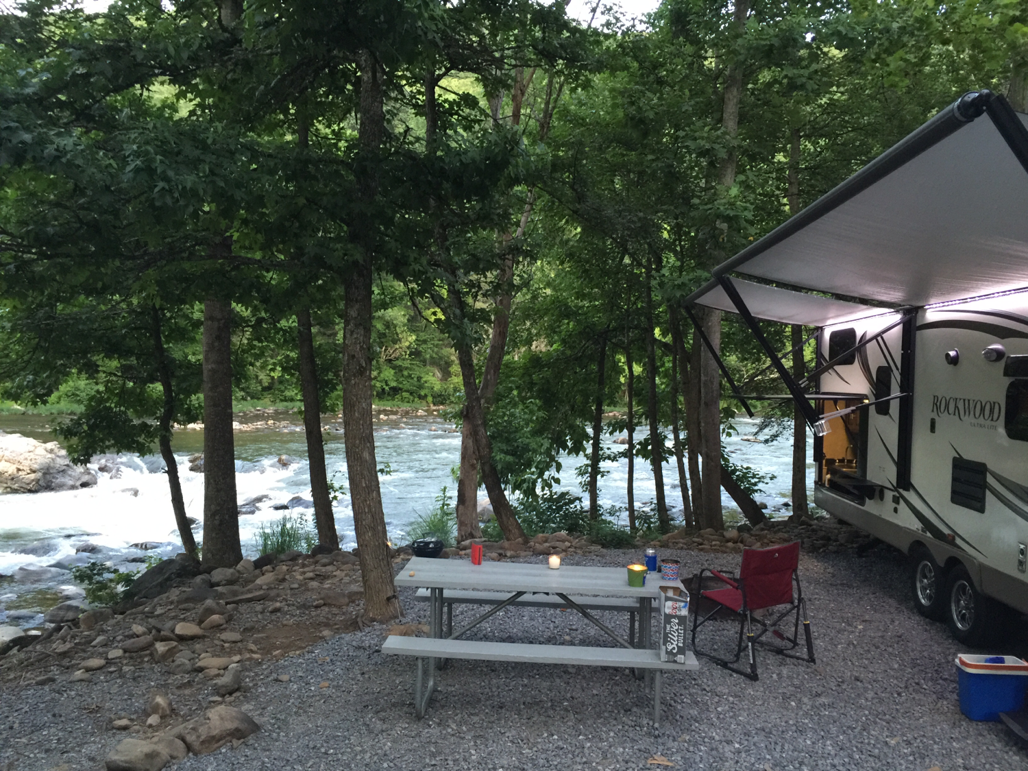 Jonesborough rv parks reviews and photos for Camping grounds with cabins