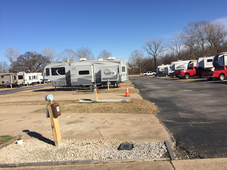 Tulsa RV Parks