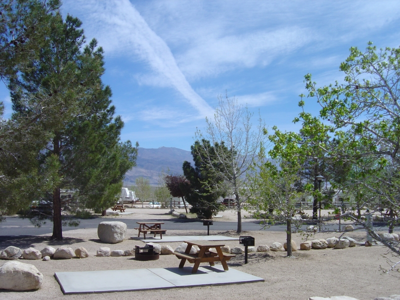 Boulder Creek Rv Resort Lone Pine Ca Rvparking Com