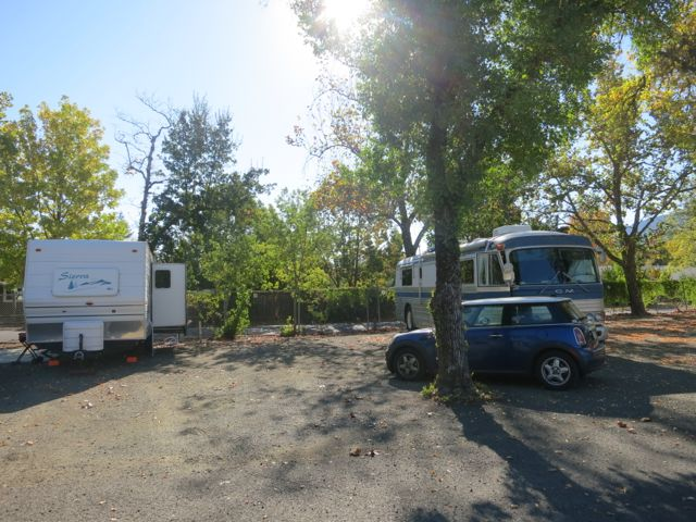 Calistoga Rv Parks Reviews And Photos Rvparking Com