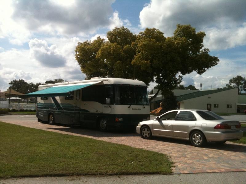 Citrus Valley Cc Clermont Fl Rvparking Com