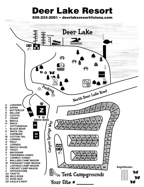 Loon Lake Rv Parks Reviews And Photos Rvparking Com