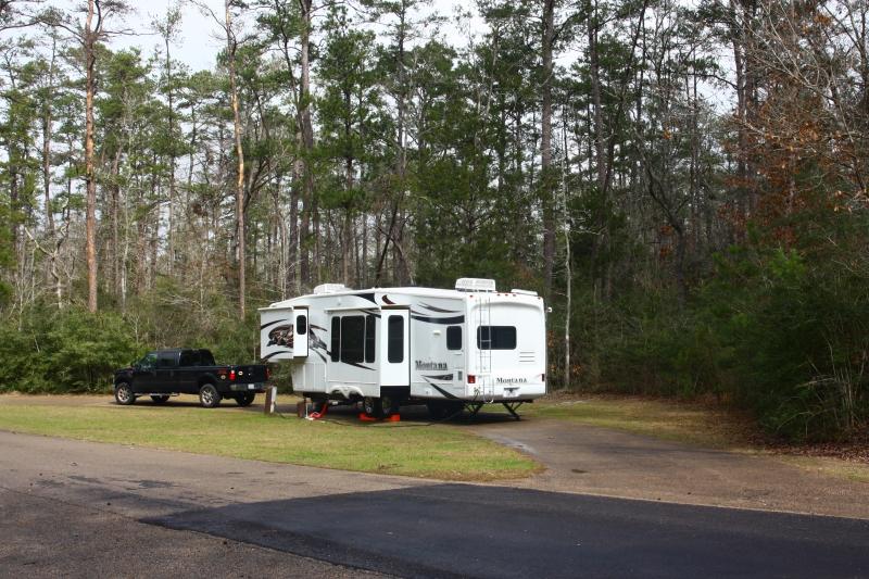 Double Lake Recreation Area Sam Houston National Forest