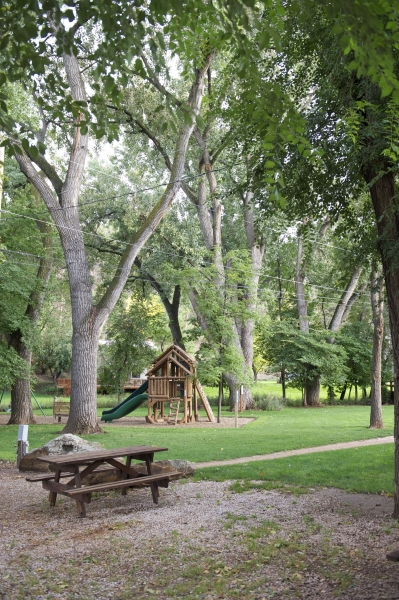 Lake Park Campground And Cottages Rapid City Sd