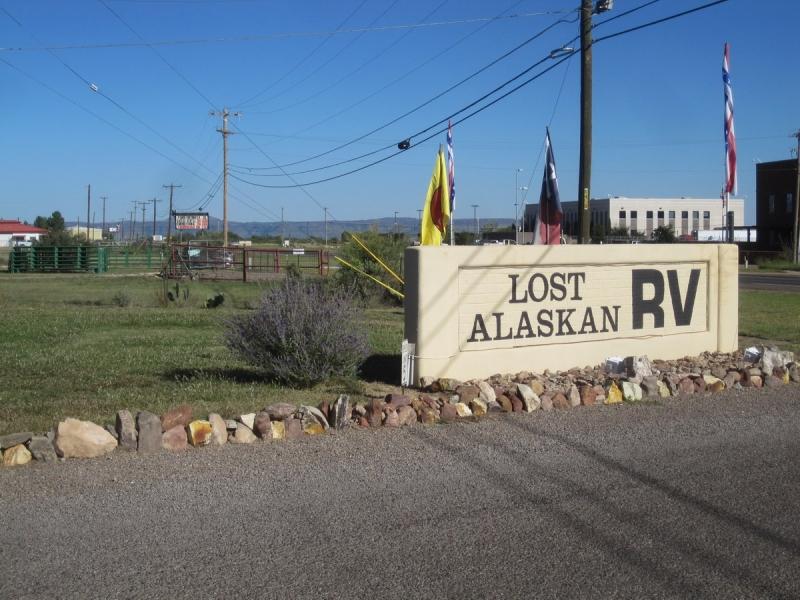 Lost Alaskan Rv Resort Alpine Tx Rvparking Com