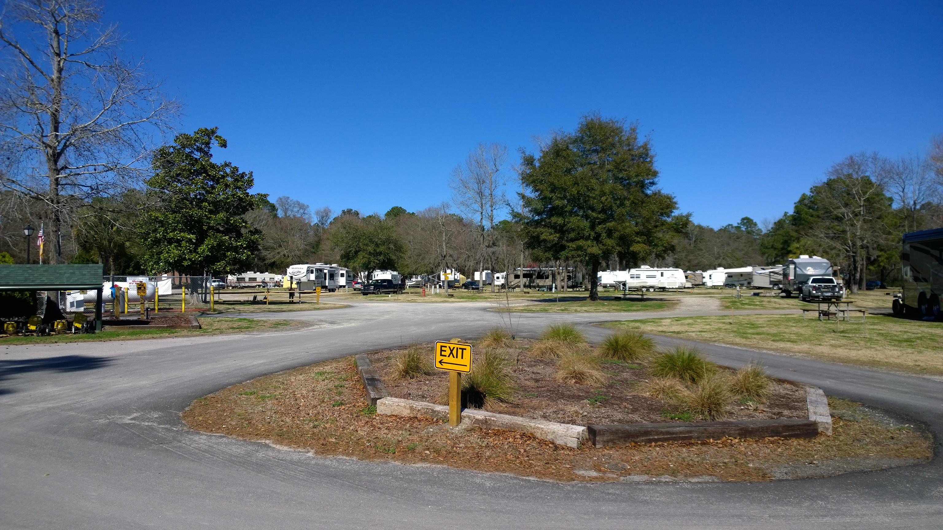 Mount Pleasant Rv Parks Reviews And Photos Rvparking Com