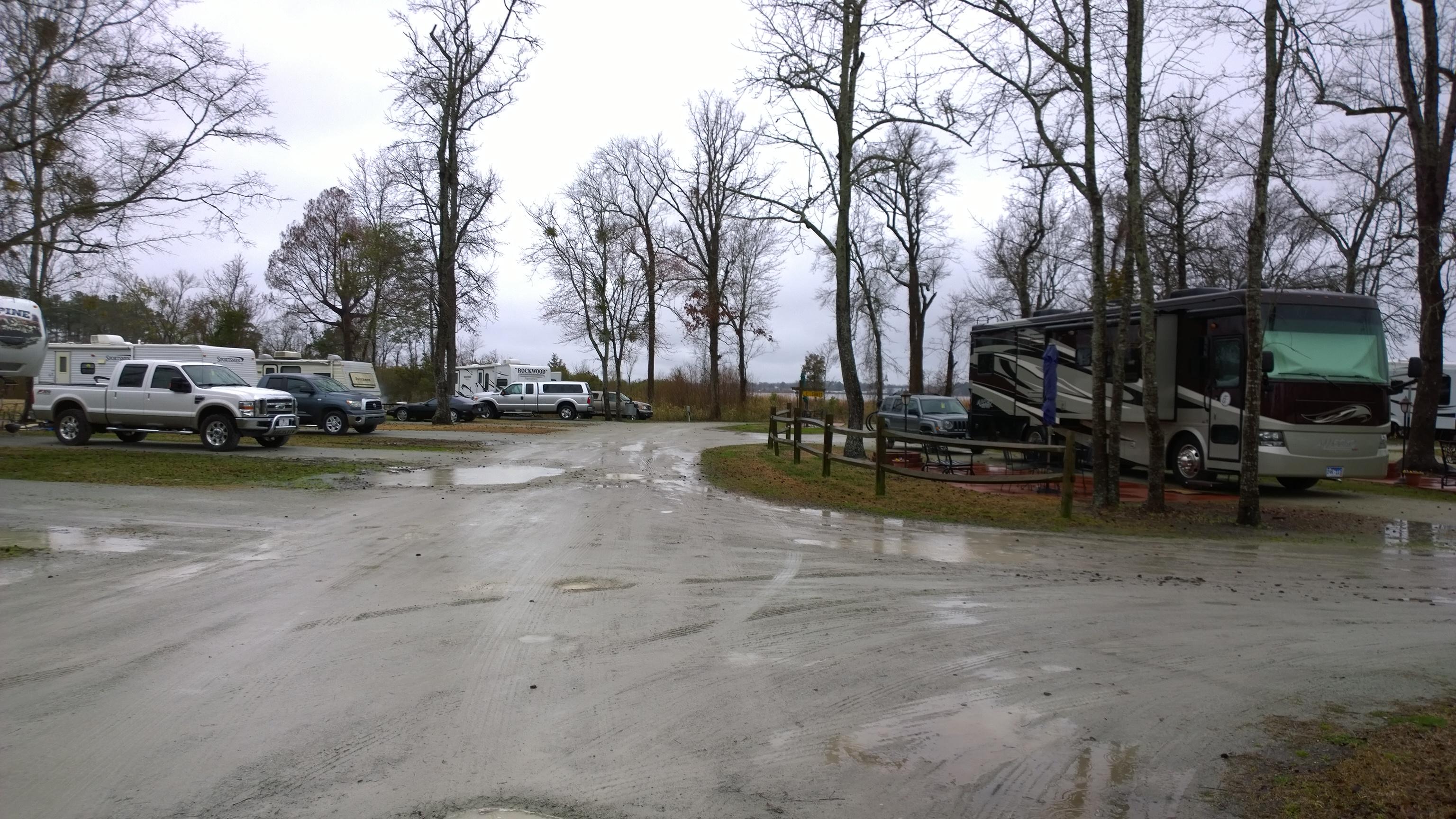 New Bern Koa New Bern Nc Rvparking Com