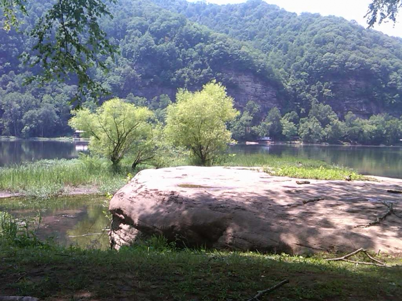 New River Campground Charleston Wv Rvparking Com