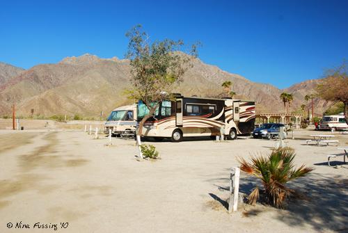 Palm Canyon Resort Rv Park Borrego Springs Ca