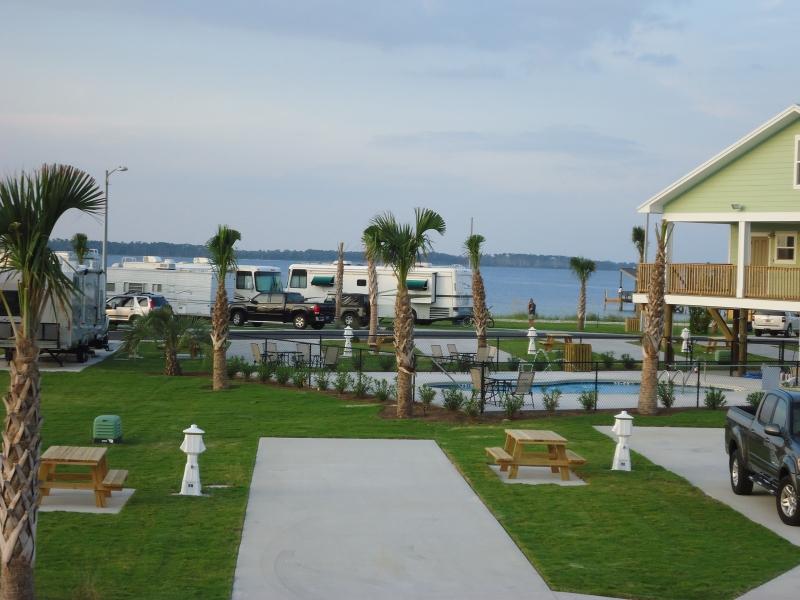 Pensacola Beach Rv Parking