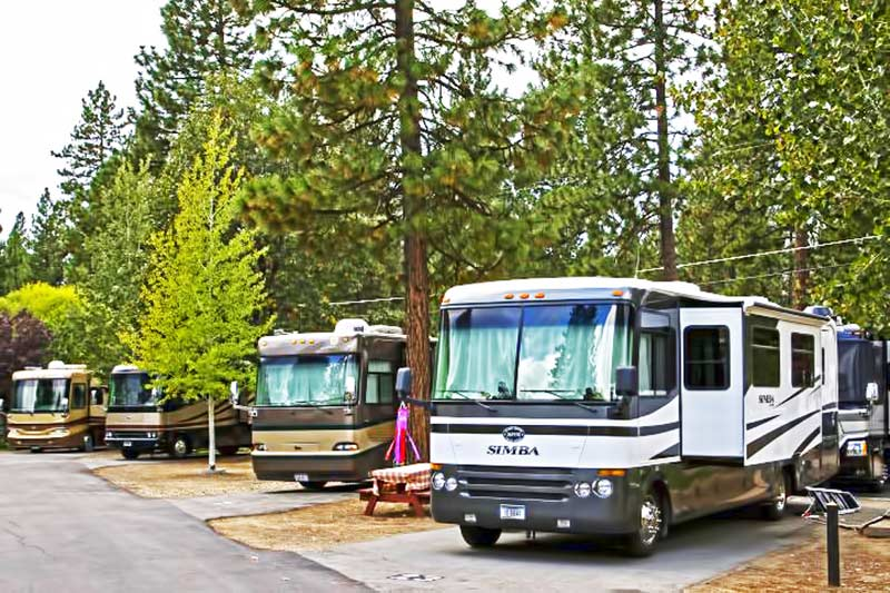 Quincy RV Parks