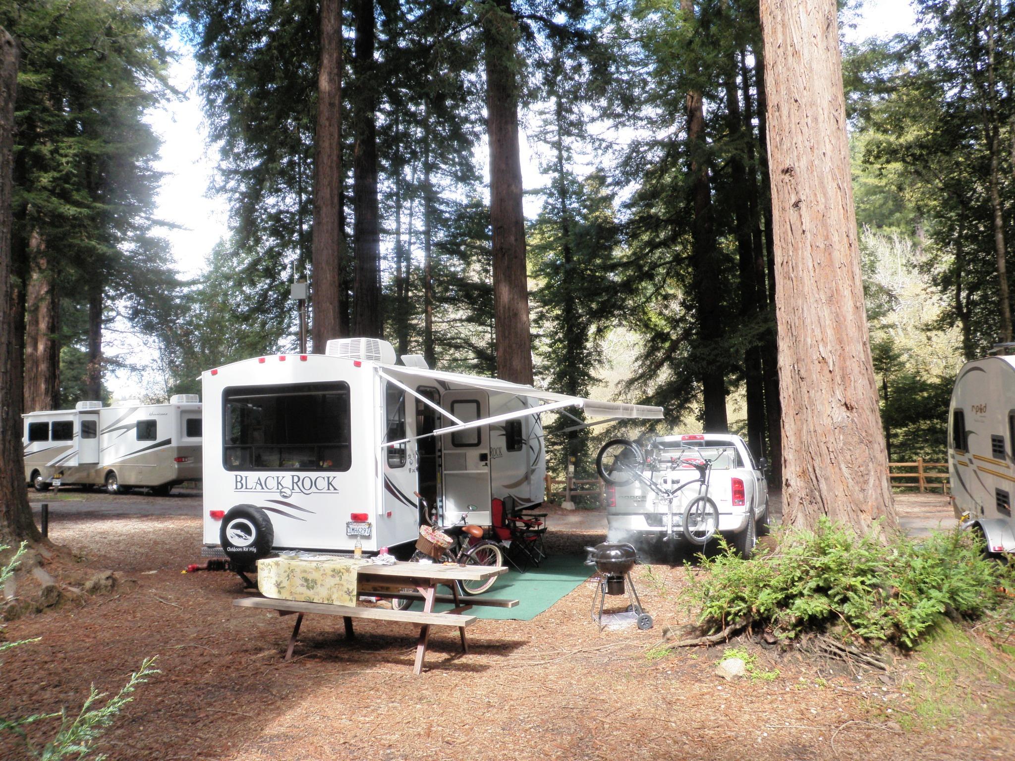 Santa Cruz Redwoods Rv Resort Formerly River Grove Rv