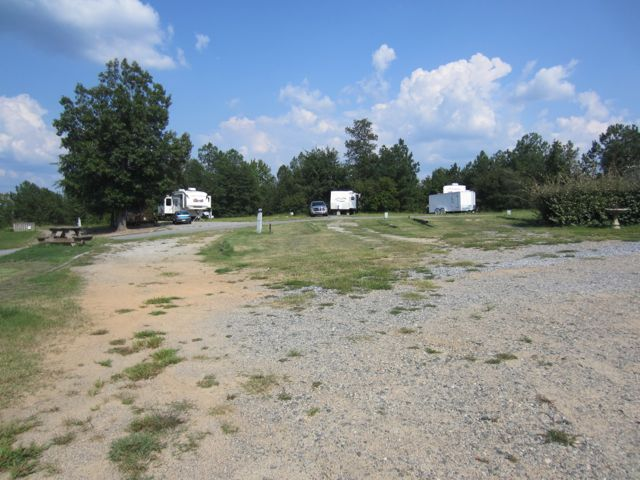 Scenic Mountain Rv Park And Campground Milledgeville Ga