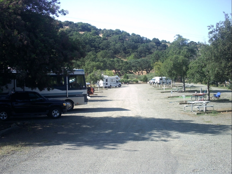 Skyline Wilderness Park Rv Camping Napa Ca Rvparking Com