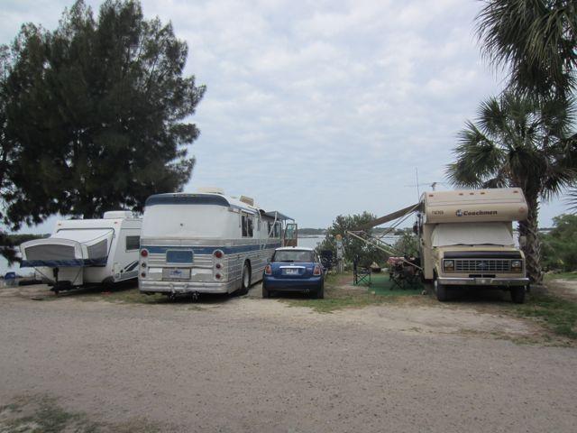 Sunset Isle Rv Park Amp Motel Cedar Key Fl Rvparking Com