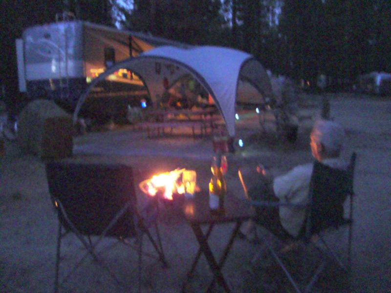 South Lake Tahoe RV Parks