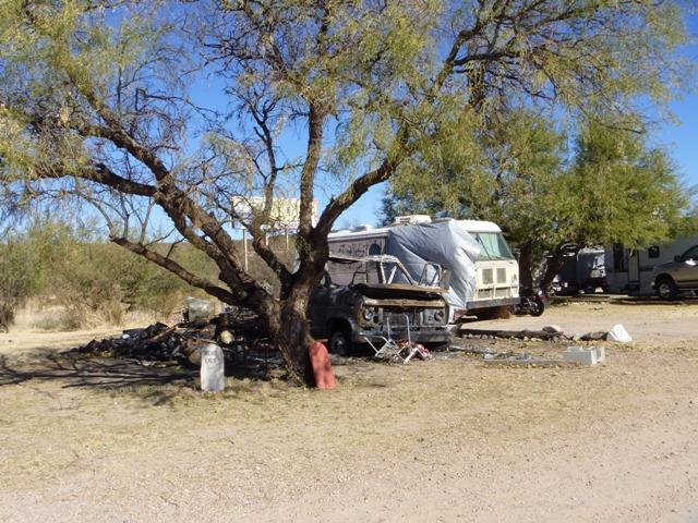 Tombstone RV Parks | Reviews and Photos @ RVParking com