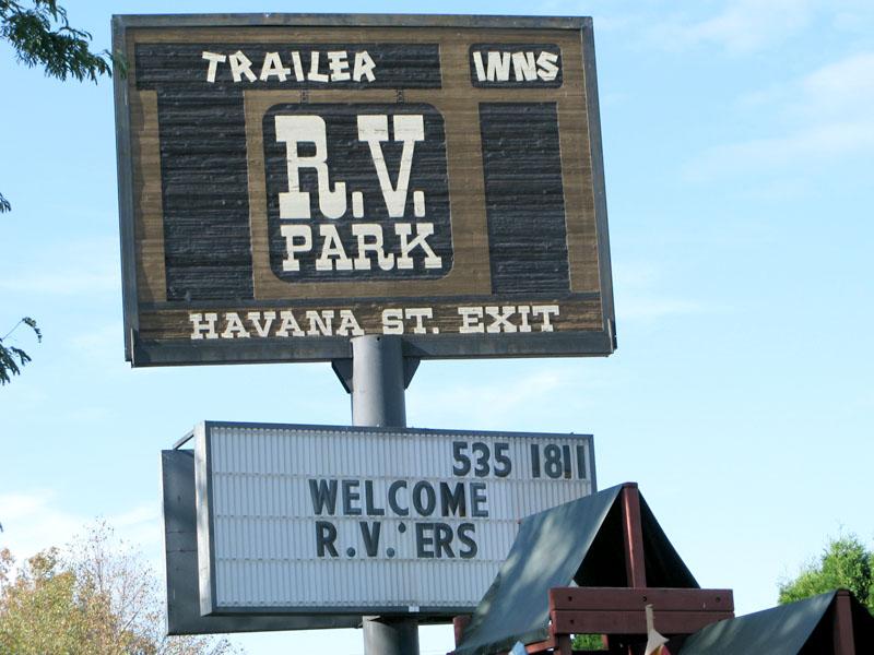Trailer Inns Rv Parks Spokane Wa Rvparking Com