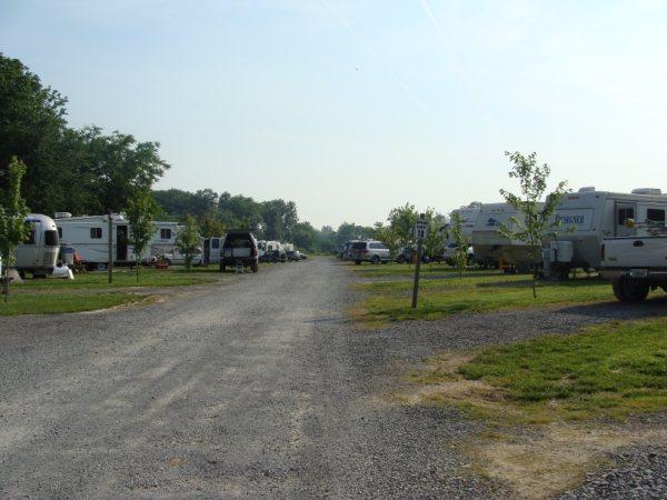 Wills Creek Rv Park Fort Payne Al Rvparking Com