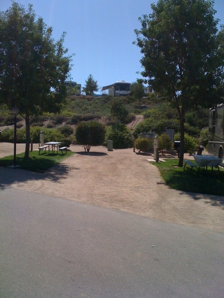 Wine Country Rv Resort Paso Robles Ca Rvparking Com
