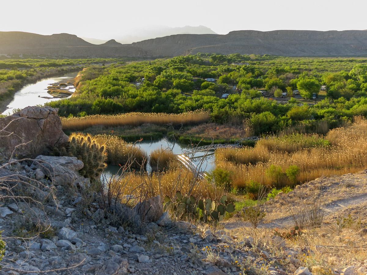 Rio Grande Village Big Bend National Park Big Bend