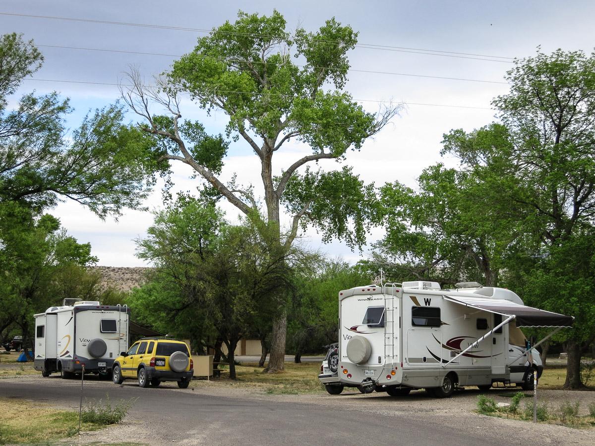 Rio Grande Village (Big Bend National Park), Big Bend ...