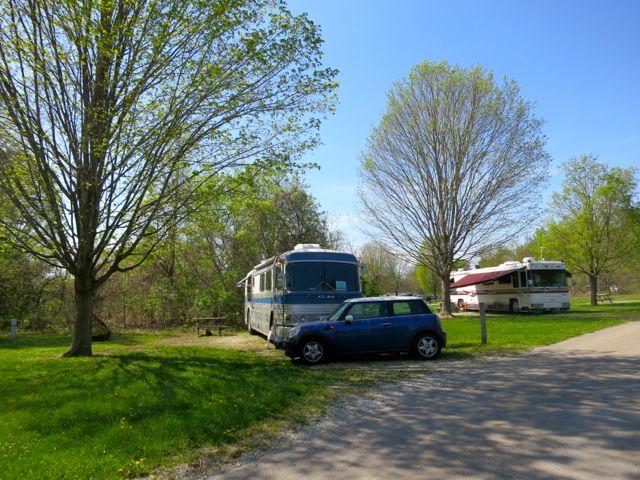 Potato Creek State Park North Liberty In Rvparking: Potato Creek State Park Map At Usa Maps