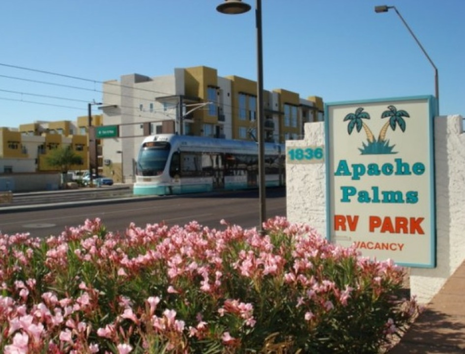 Tempe Travel Trailer Villa Reviews