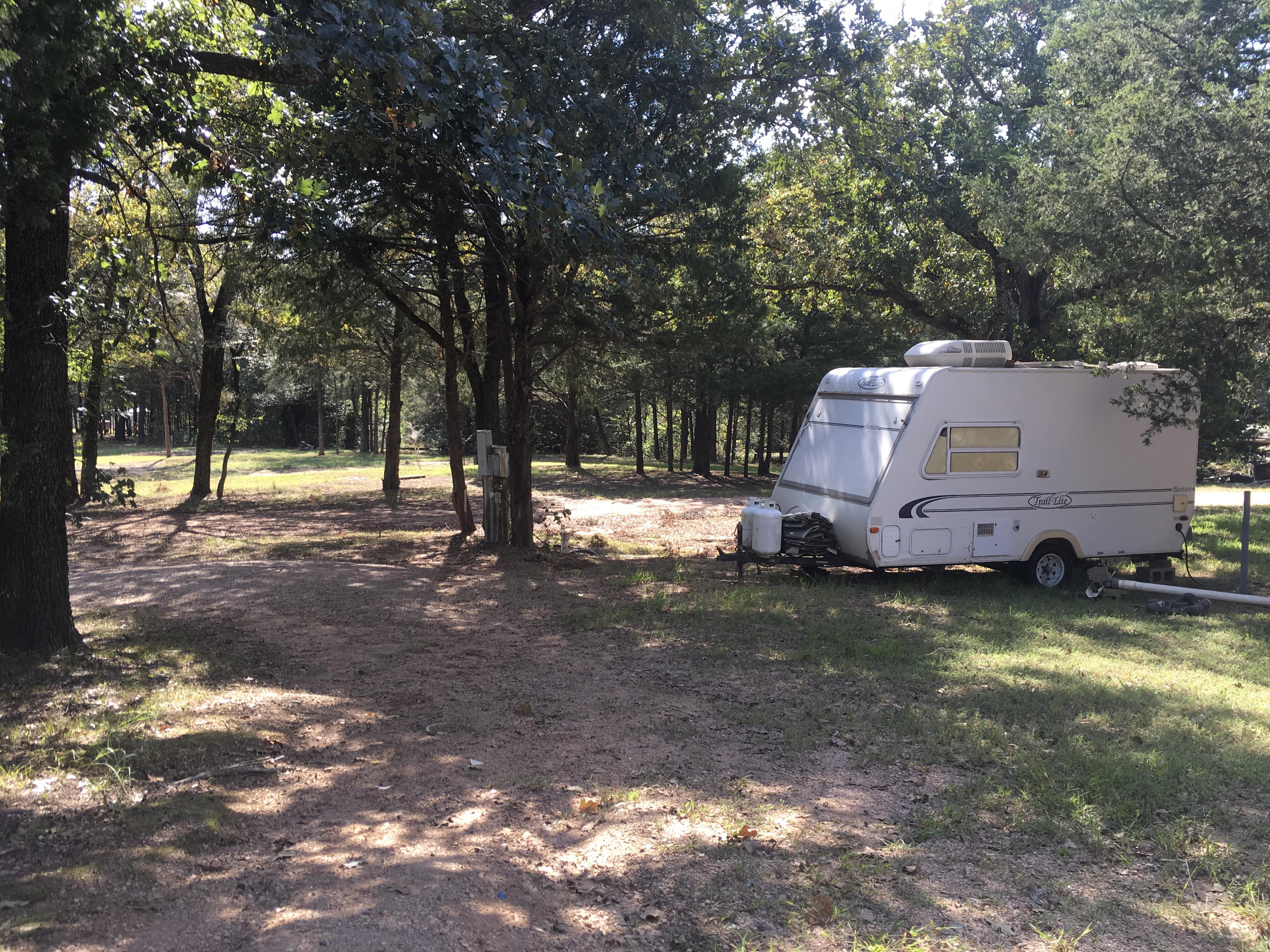 Oak Glen RV & Mobile Home Park - Chandler, OK - Campground
