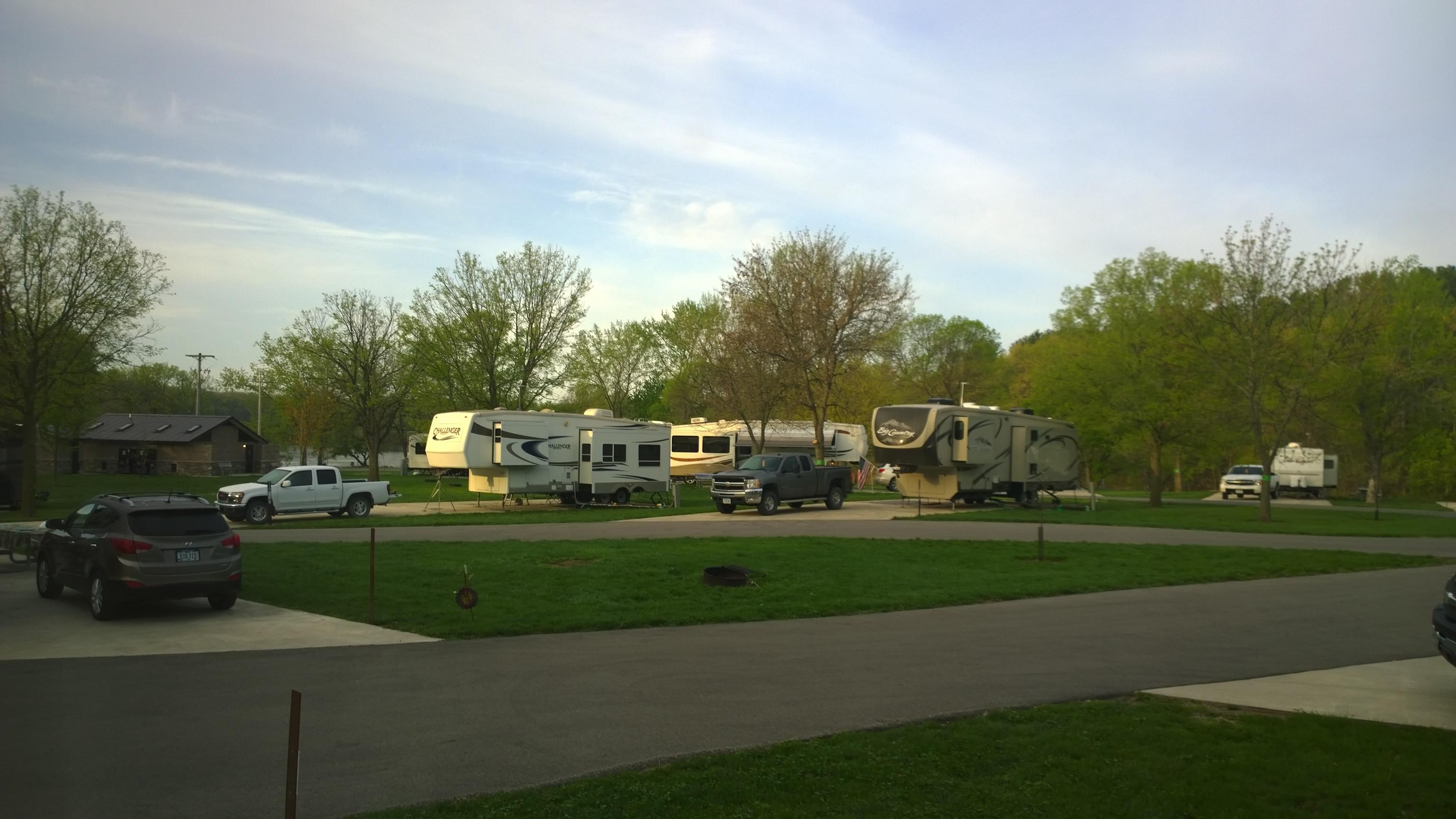 Iowa City RV Parks