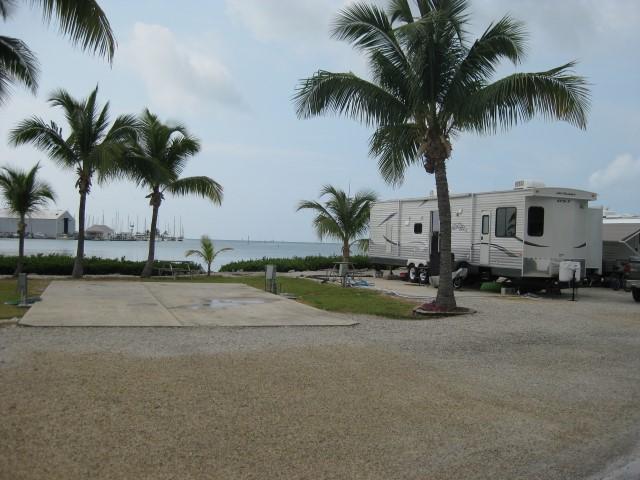 El Mar Rv Resort Key West Fl Rvparking Com