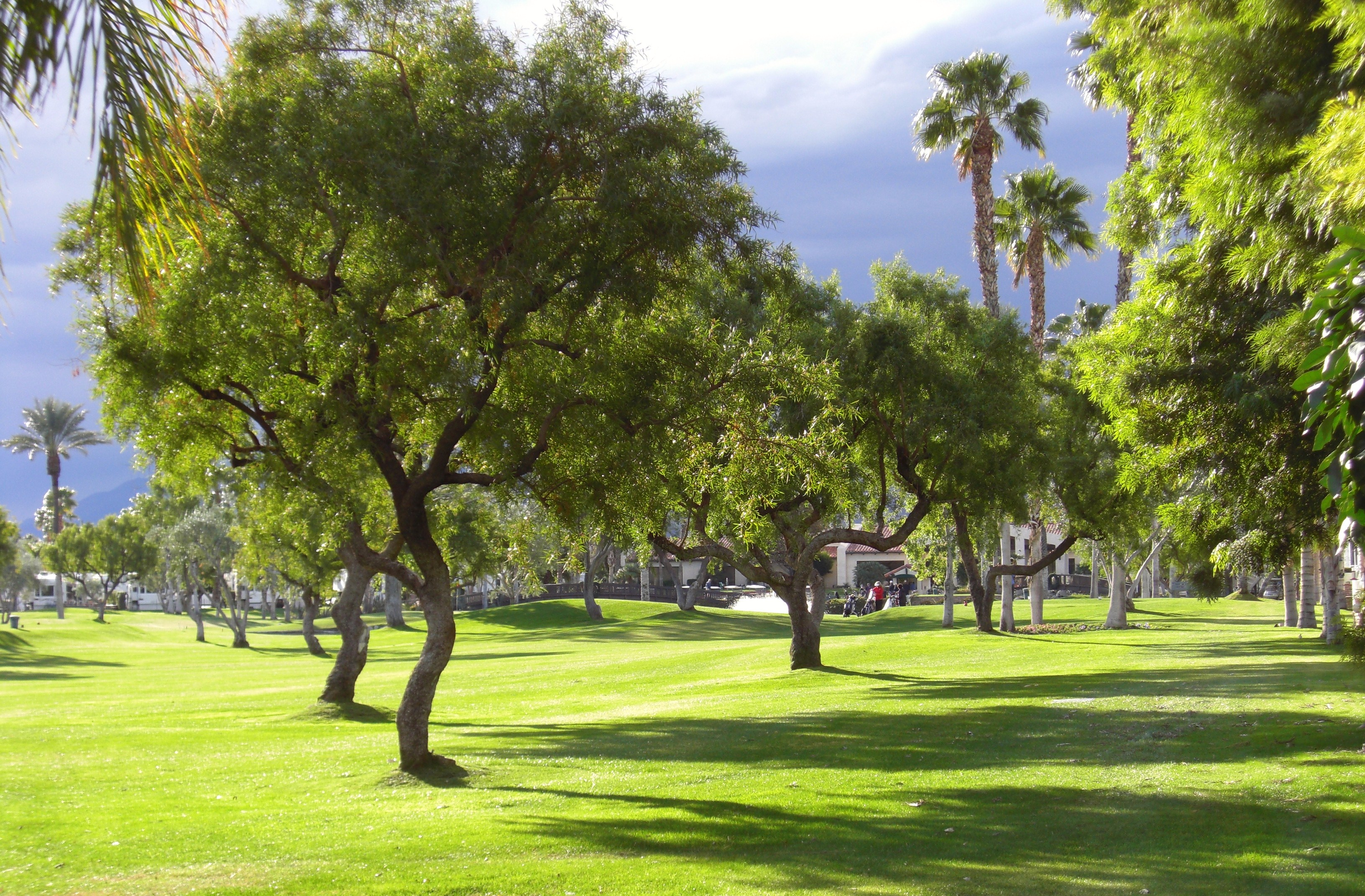 Cathedral City Mobile Home Parks