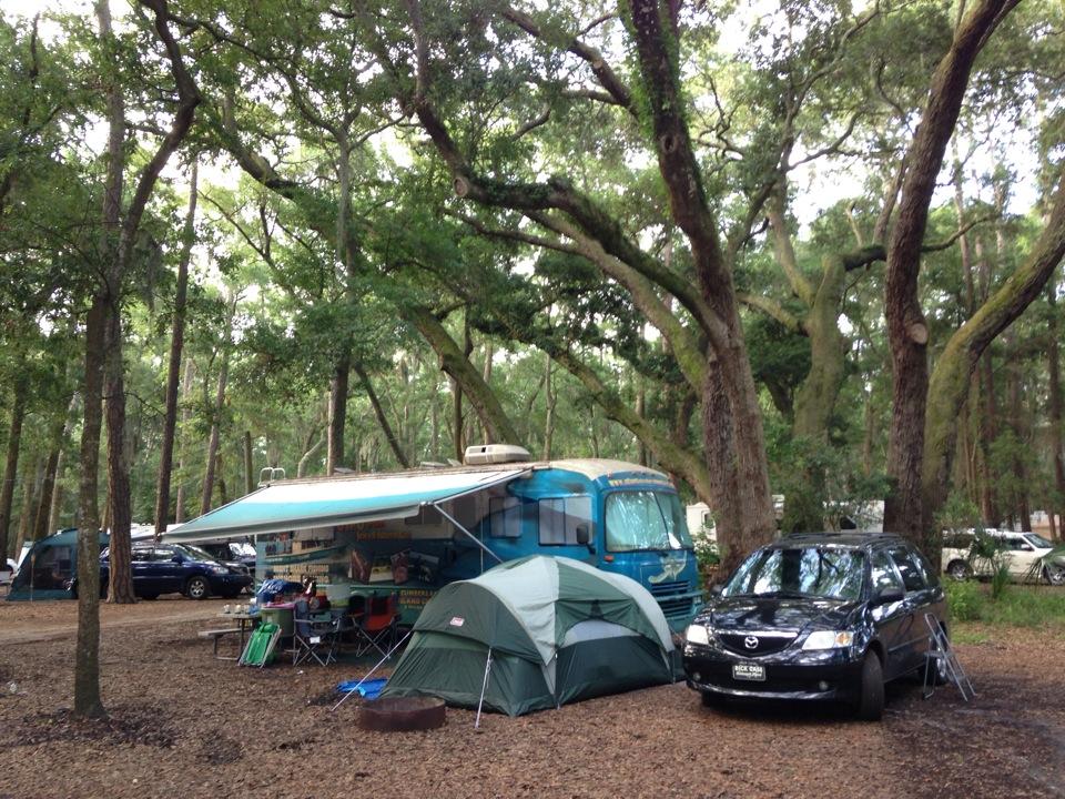 Jekyll Island Rv Park Campground