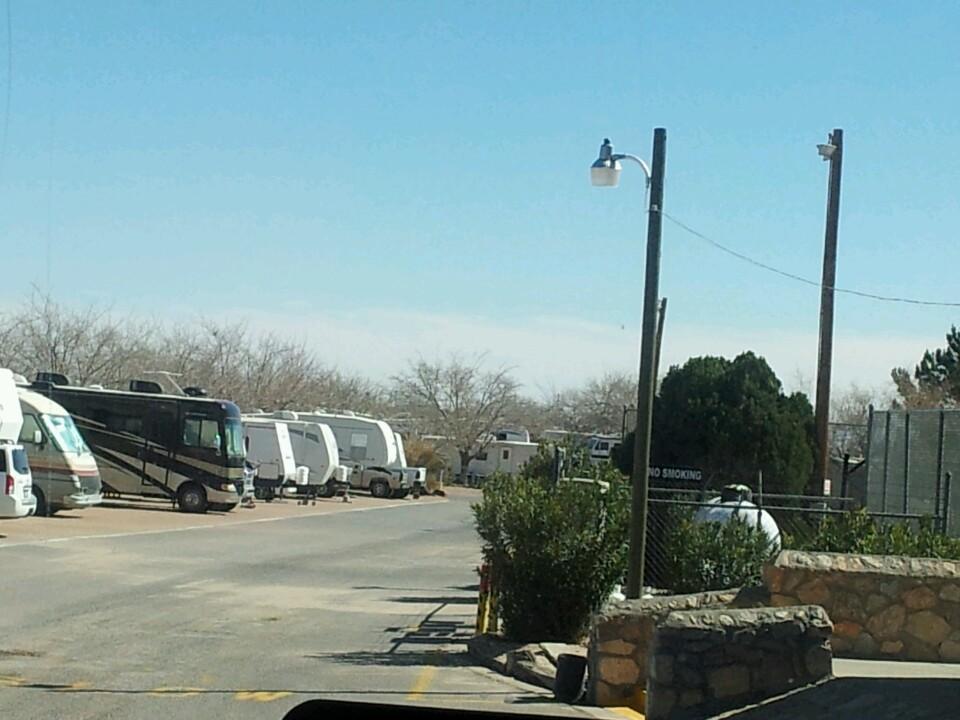 El Paso Rv Parks Reviews And Photos Rvparking Com