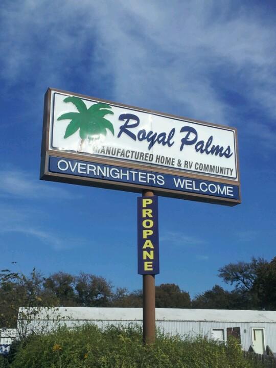Recent Photos For Austin RV Parks Royal Palms Mobile Home