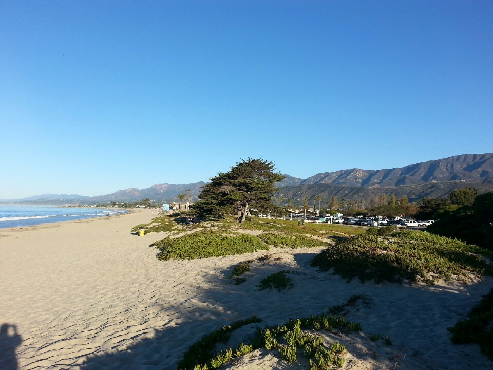 Carpinteria state beach rv hookups