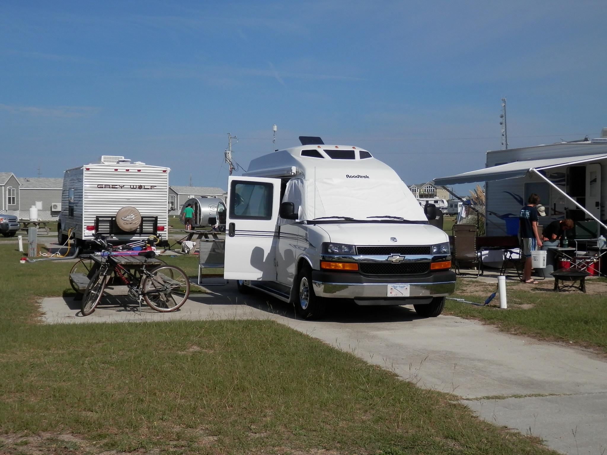 Camp Hatteras Rv Resort Campground