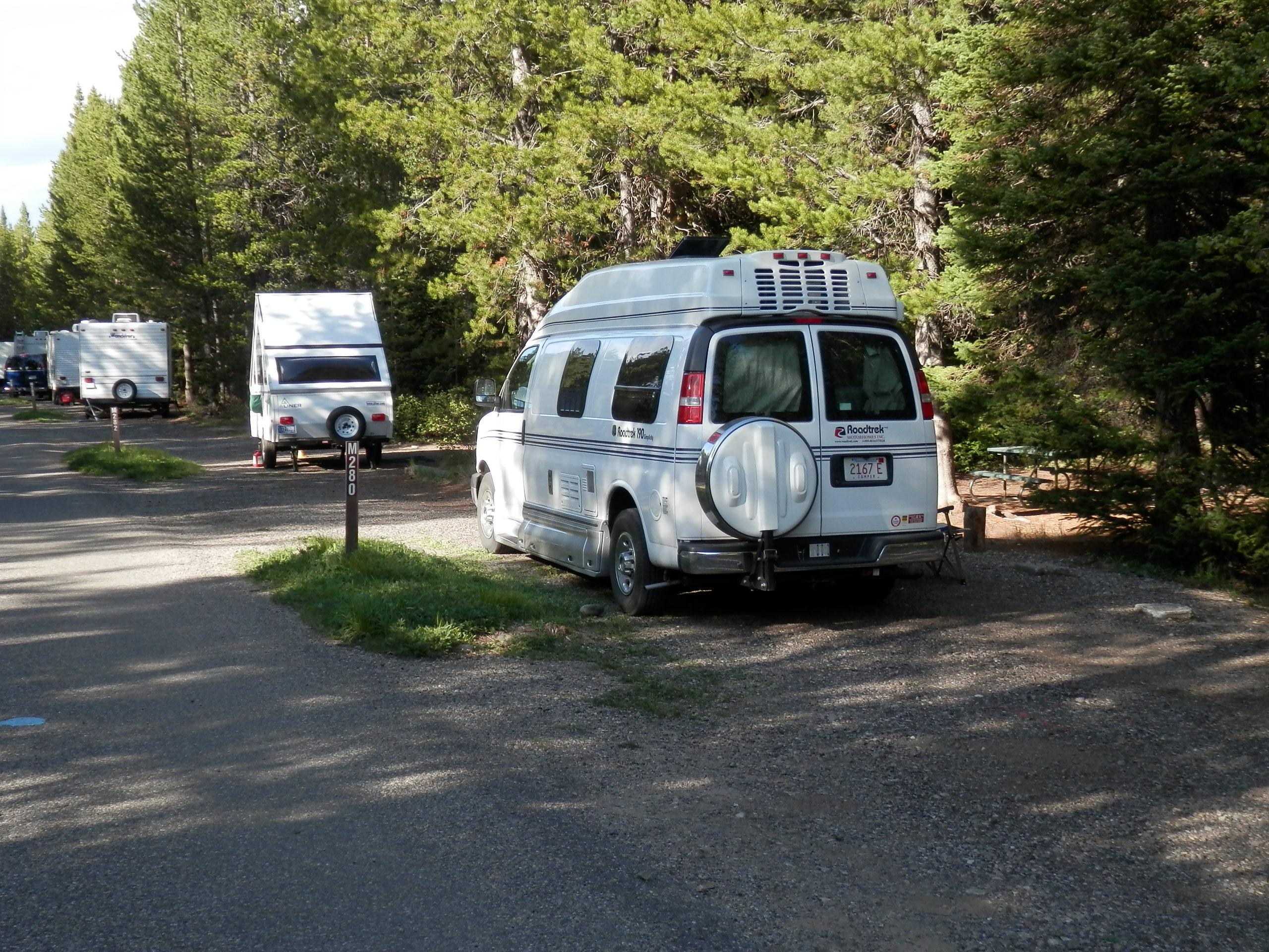 Wyoming Rv Parks Wy Rv Parks Rvparking Com