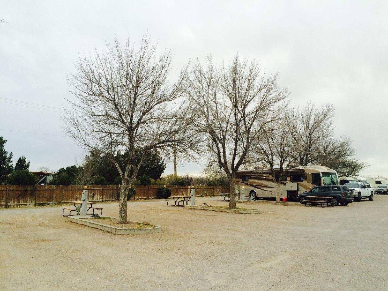 Coachlight Inn Amp Rv Park Las Cruces Nm Rvparking Com
