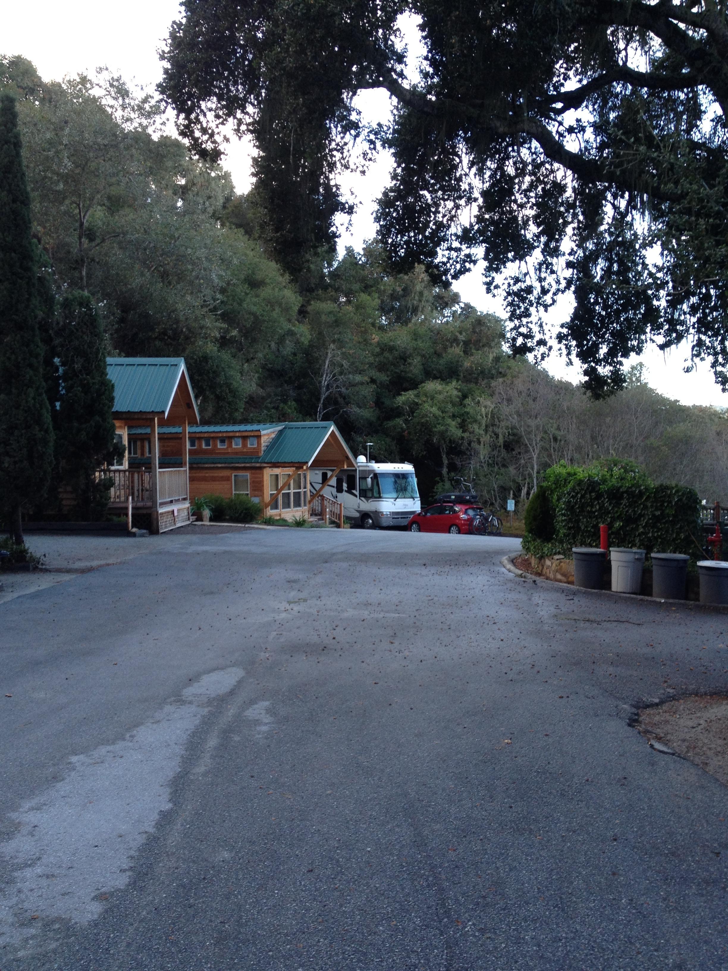 Saddle Mountain RV Park Campground Carmel CA