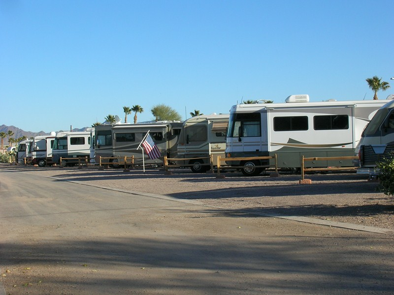 Recent Photos For Quartzsite RV Parks