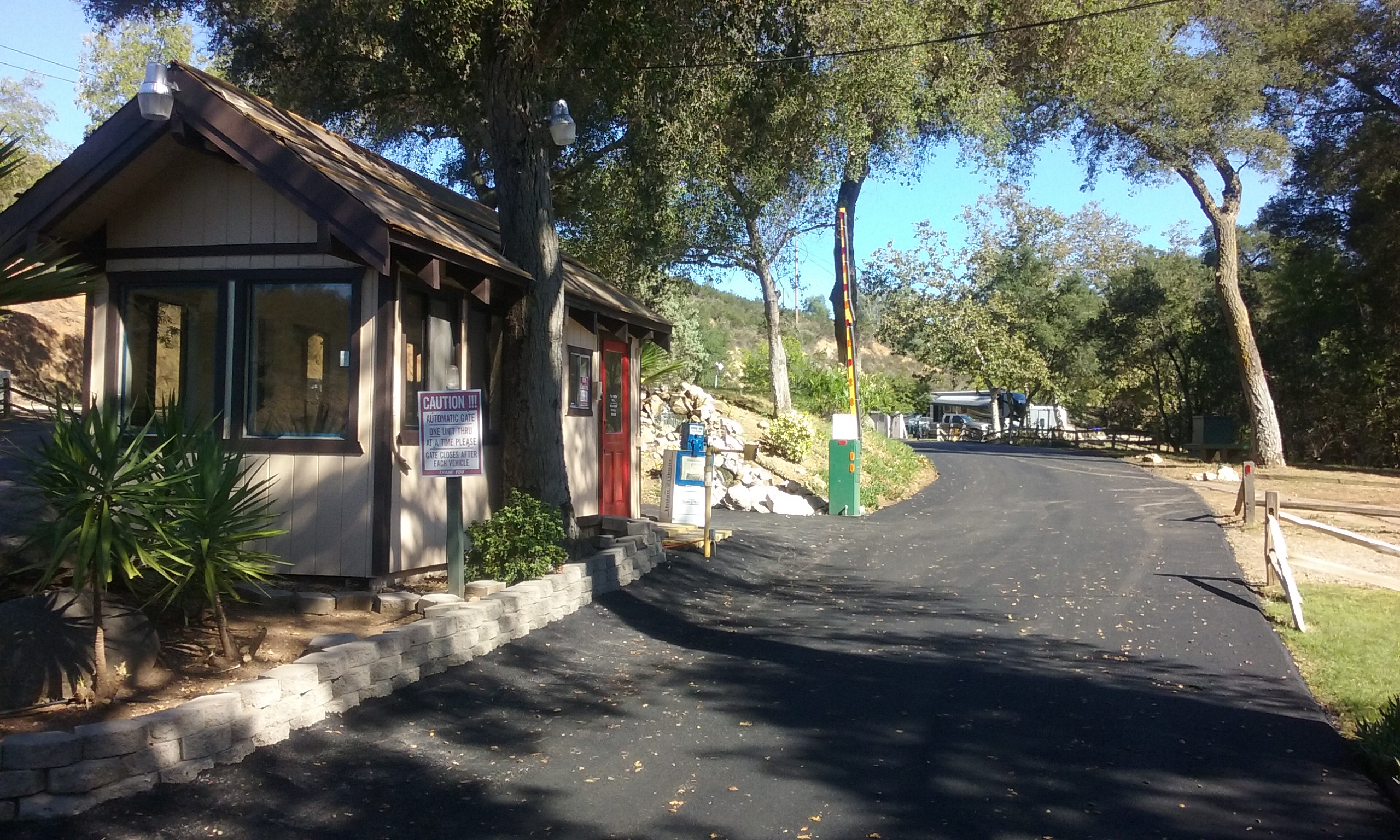 Ramona Canyon Rv Resort Ramona Ca Rvparking Com
