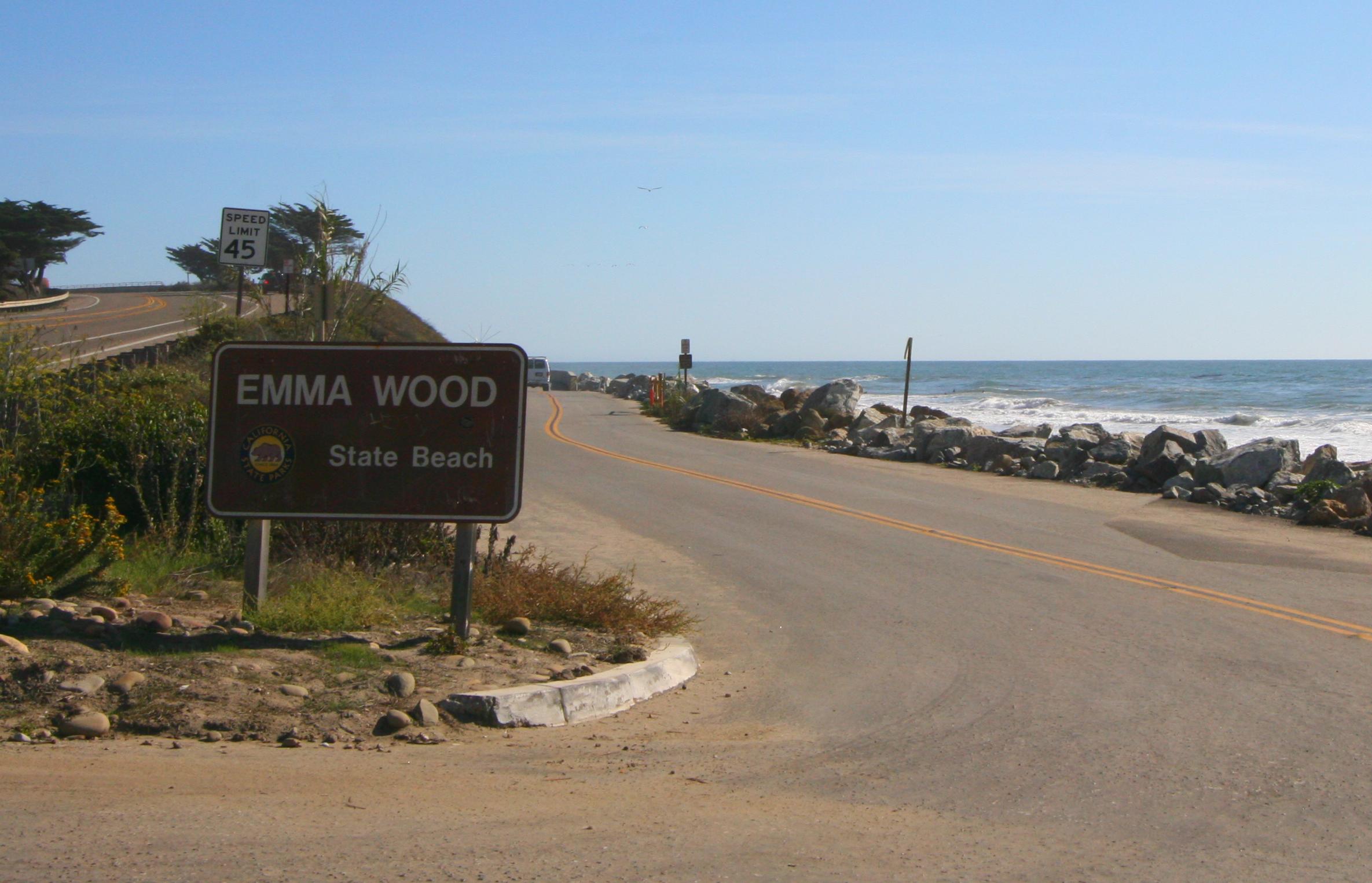 Emma Wood State Beach Campground Ventura Ca Rvparking Com