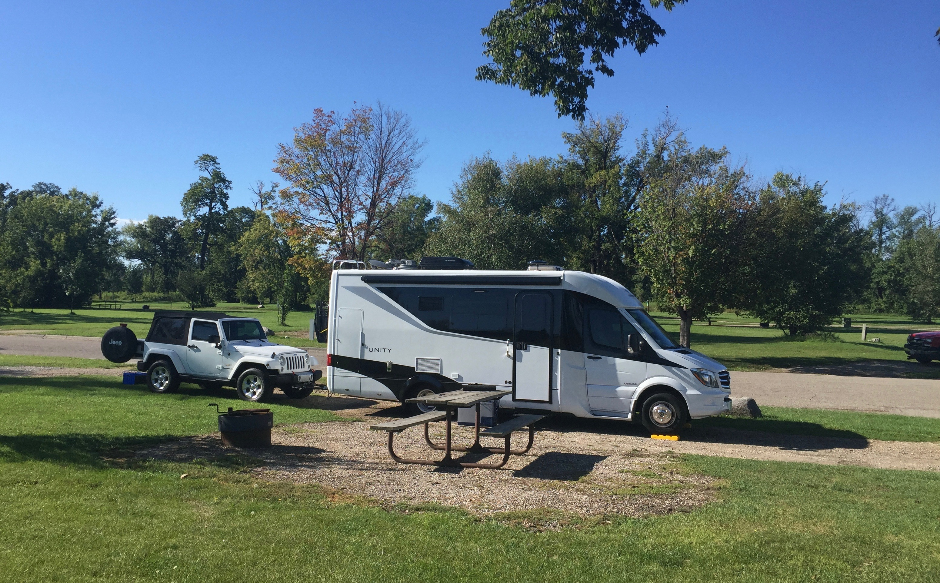 Recent Photos For MN RV Parks Maple Springs Campground