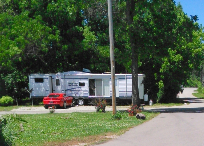 Brooks Mobile Home Louisville RV Park